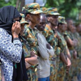 Etiopia senza pace
