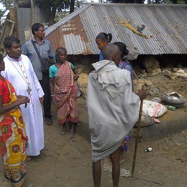 Il vescovo di Dinajpur: «Danni terribili per le alluvioni»