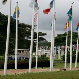 Nel palazzo verde dell'Onu a Nairobi il Papa di «Laudato Si'»