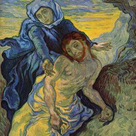 La Pietà di Vincent Van Gogh, dalla biografia alla teologia