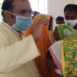 Il vescovo Vijay: «Il nostro Coronavirus nell'India dei villaggi»