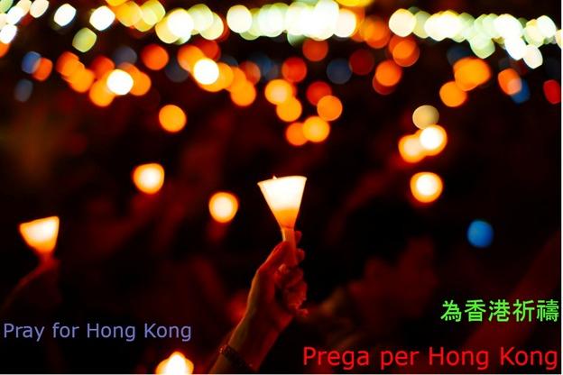 Se Hong Kong muore…