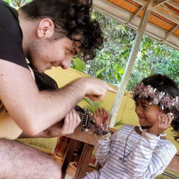 Missione di armonia in Cambogia