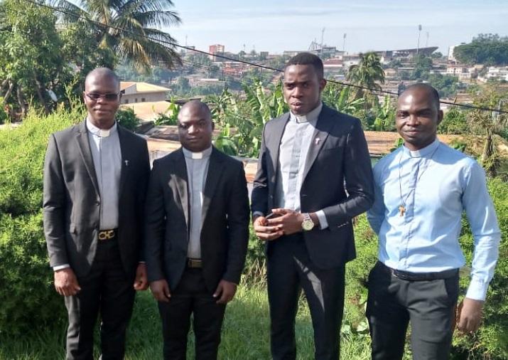 Futuri missionari: promessa iniziale e lettorato a Yaoundé