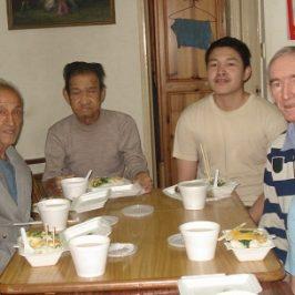 Con padre John nei bassifondi di Hong Kong