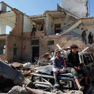 Yemen a pezzi