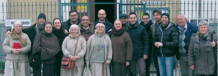 Albania la Chiesa risorge