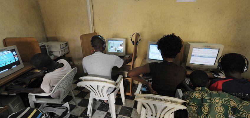 Costa D'Avorio: ragazzini dietro le truffe via web