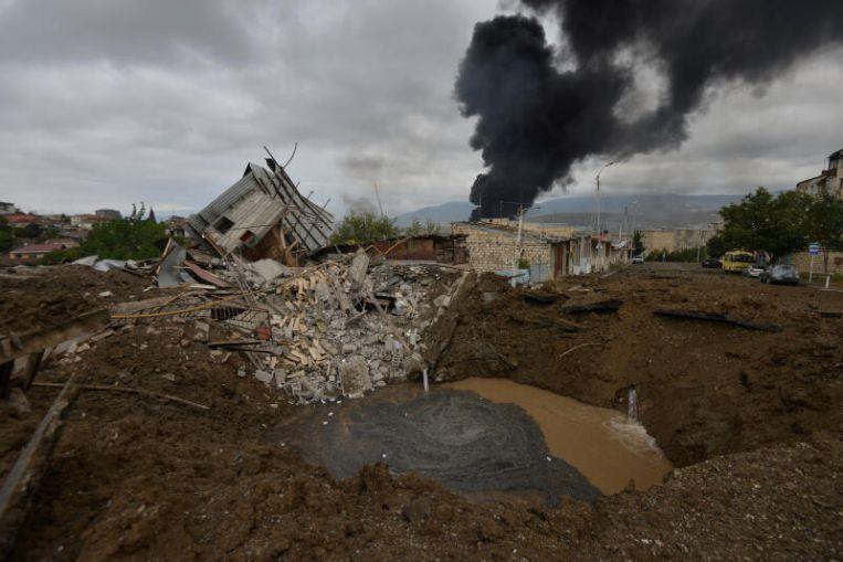 «Stanno spazzando via gli armeni dal Nagorno Karabakh»