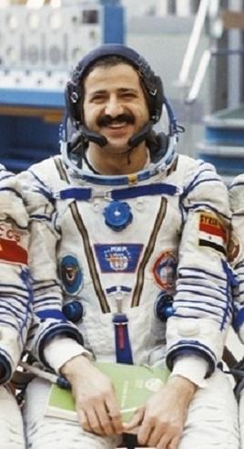 L'astronauta siriano? Anche lui profugo