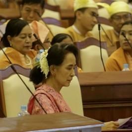 Myanmar, i militari e il nuovo parlamento