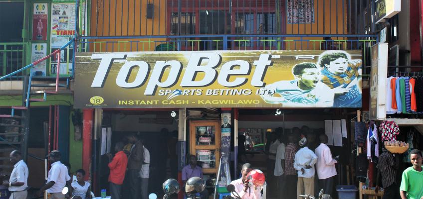Azzardo: il business è in Africa