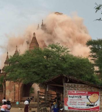 Myanmar: l'altro terremoto del 24 agosto