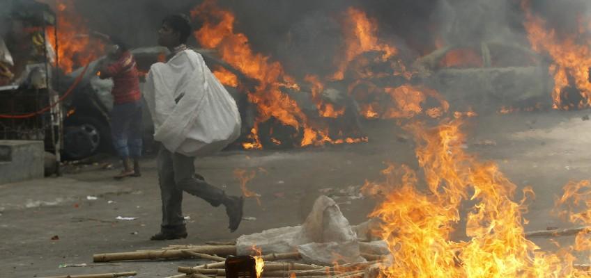Polveriera Bangladesh