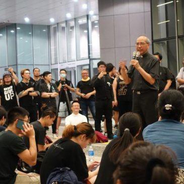 Hong Kong, la nostra voce contro l'ingiustizia