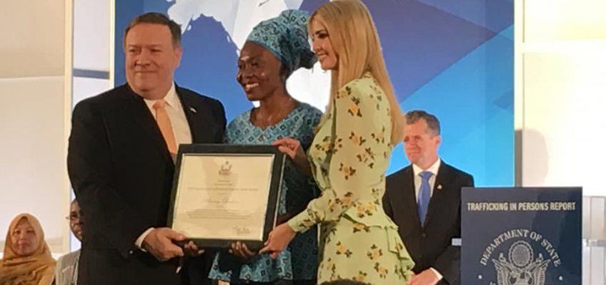 """Blessing Okoedion tra i nuovi """"eroi"""" nella lotta alla tratta delle persone"""