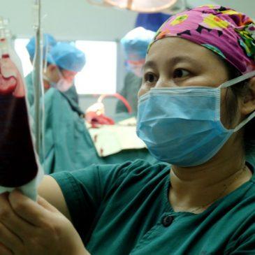 Pechino e la crisi del sangue