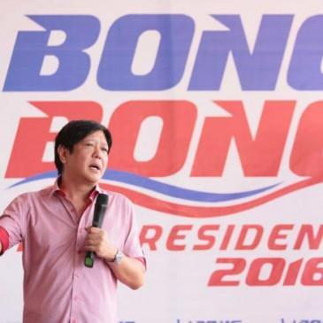 Filippine al voto. E un Marcos è il favorito per la vicepresidenza