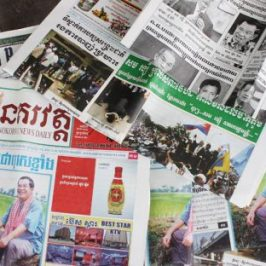 L'improbabile «colour revolution» in Cambogia