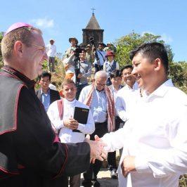 Cambogia: restituita la Chiesa sopravvissuta ai Khmer