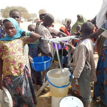 Camerun:  grave emergenza profughi