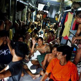 Effetto Duterte: scoppiano anche le carceri