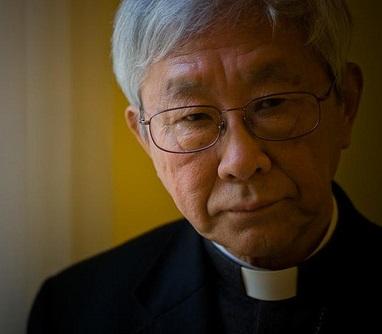 Cina-Santa Sede/1. Il card. Zen verso il silenzio