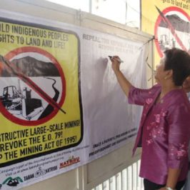 Le Filippine riaprono alle miniere ma i vescovi non ci stanno