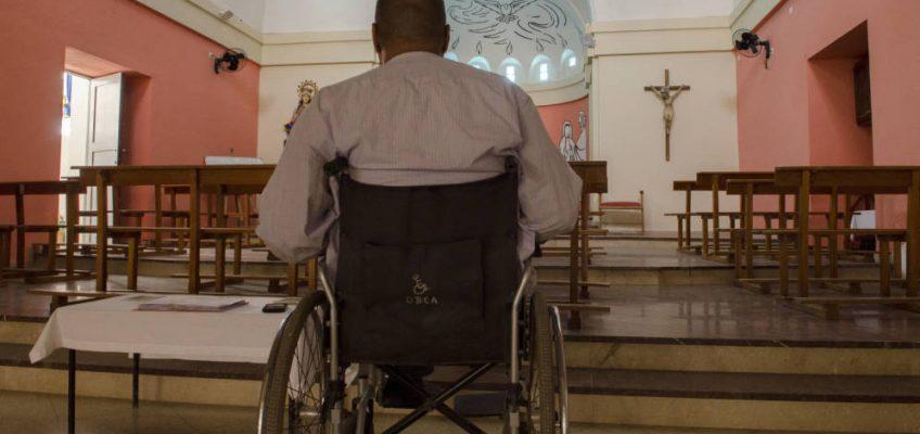 Il musulmano disabile che ha salvato la chiesa dei sahrawi