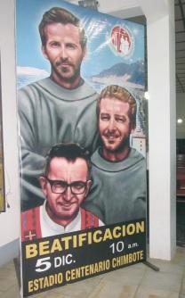 I martiri di Chimbote