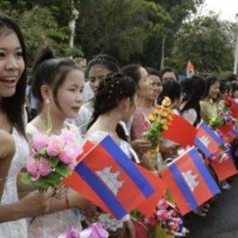 La potente mano di Pechino sulla Cambogia