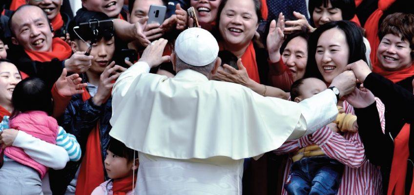 Cina e Vaticano, vicini ma non troppo