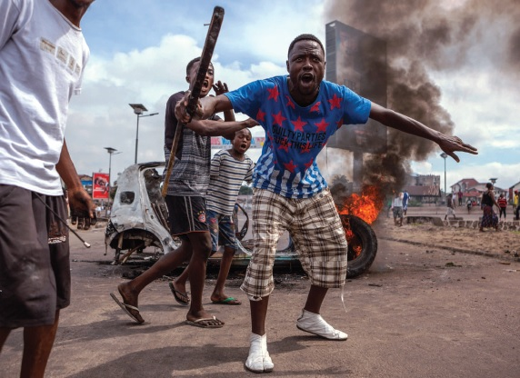 Congo in fiamme