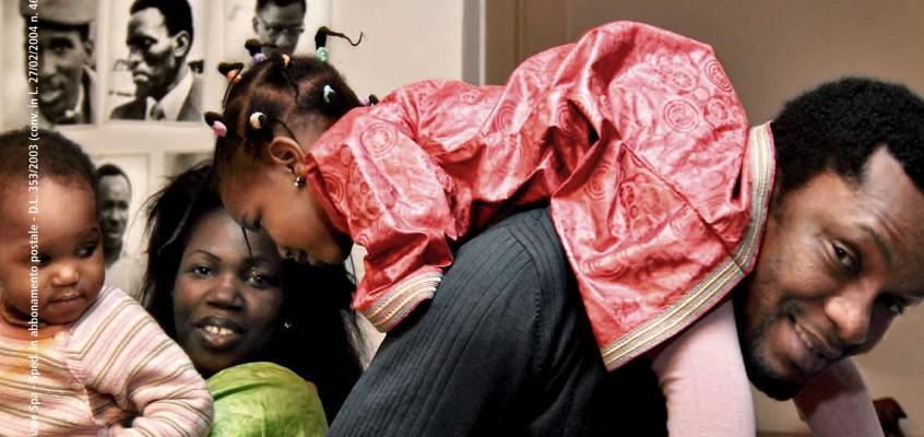 Ottobre: frontiera famiglia su Mondo e Missione
