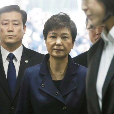 Corea del sud: cosa c'è dietro l'arresto dell'ex presidente Park