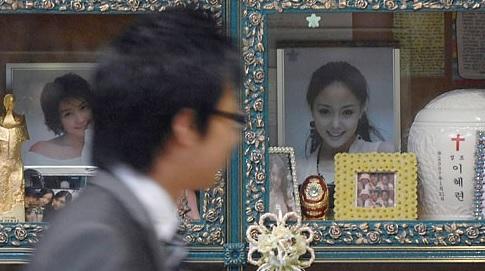 Suicidi, l'altra faccia della Corea olimpica