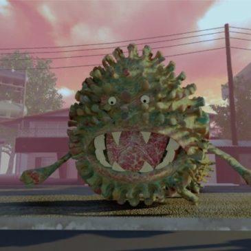Nigeria: un film d'animazione per spiegare il lockdown