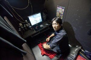 I nuovi poveri del Giappone negli Internet café