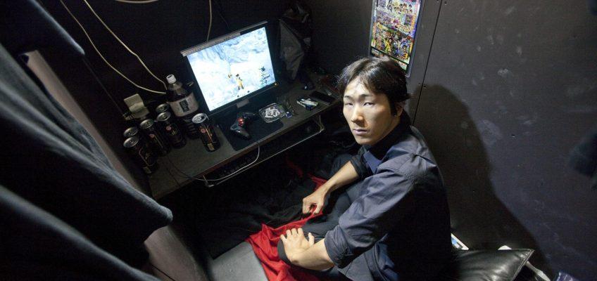 Tokyo e i rifugiati degli Internet café