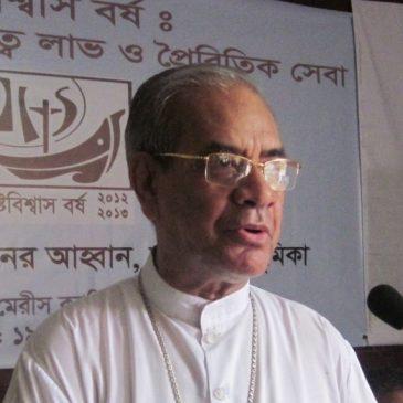 Bangladesh, a un anno dalla strage parla il cardinale