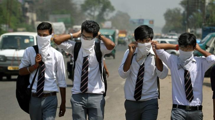 Inquinamento da polveri sottili: l'India supera la Cina