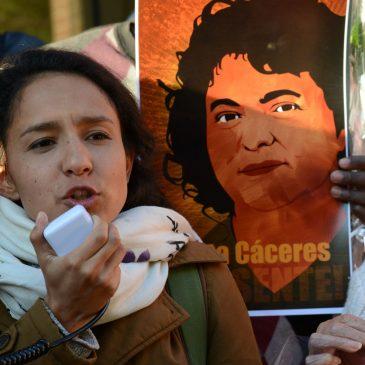 Mia mamma, Berta Cáceres