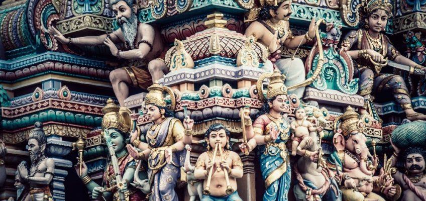 India, la dea del Covid-19
