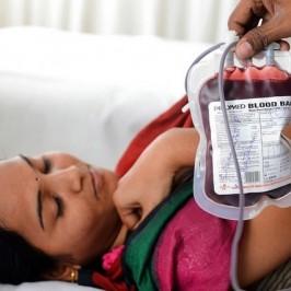Donare il sangue: un'opera di misericordia per il mondo