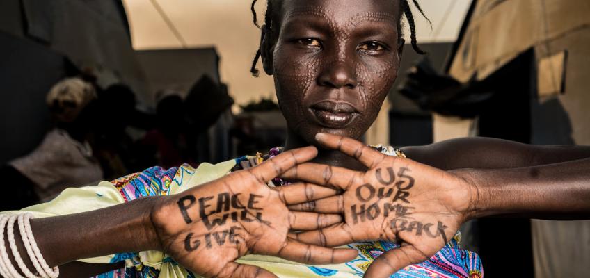 Sud Sudan: un grido muto per la pace