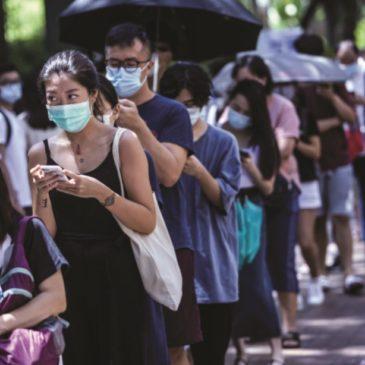 Hong Kong, cancella le elezioni