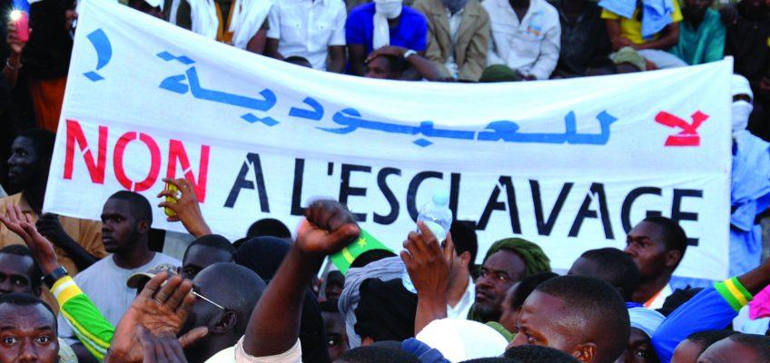 Gli schiavi  della Mauritania