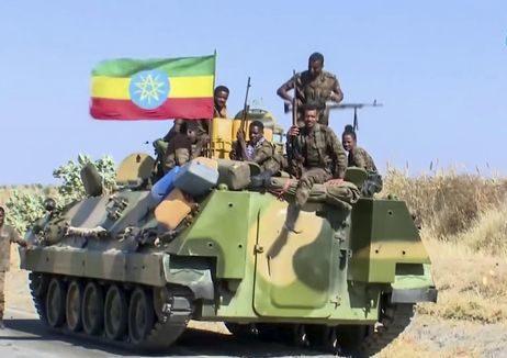 Etiopia: guerra finita. Anzi no