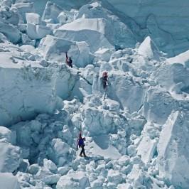 Il sogno dell'Everest torna realtà