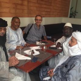 «Ero in Mali dieci giorni fa per un progetto di pace»